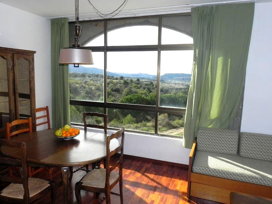 Comfortable in Condo at mountains - Huesca - Apartment