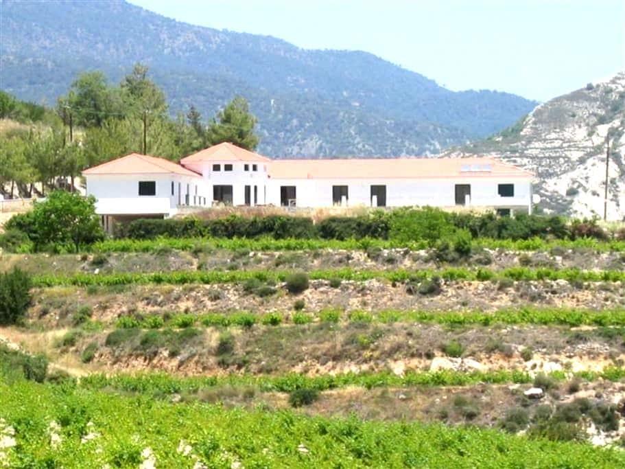 Cyprus Koilani Gardens (Troodos Mountains) App. 6 - Koilani - Huoneisto