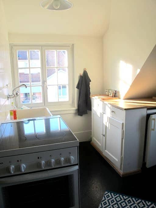 Tolle Dachwohnung im Murifeld - Bern - Apartment