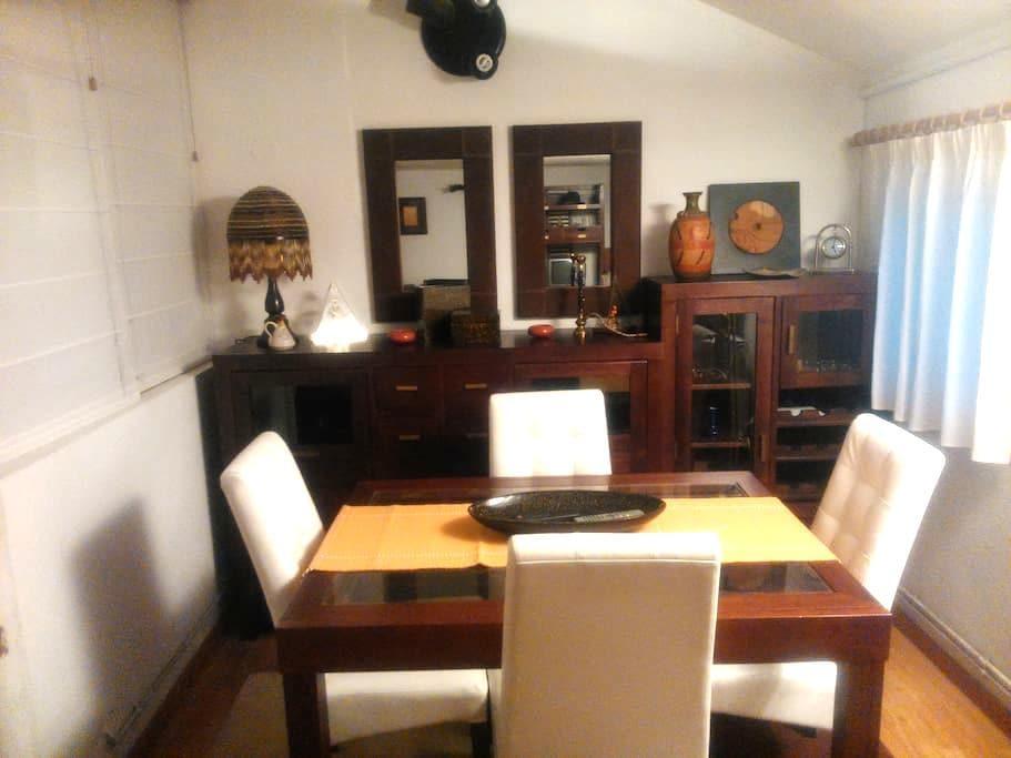Apto. 2 dormitorios super acogedor  - León - Lägenhet