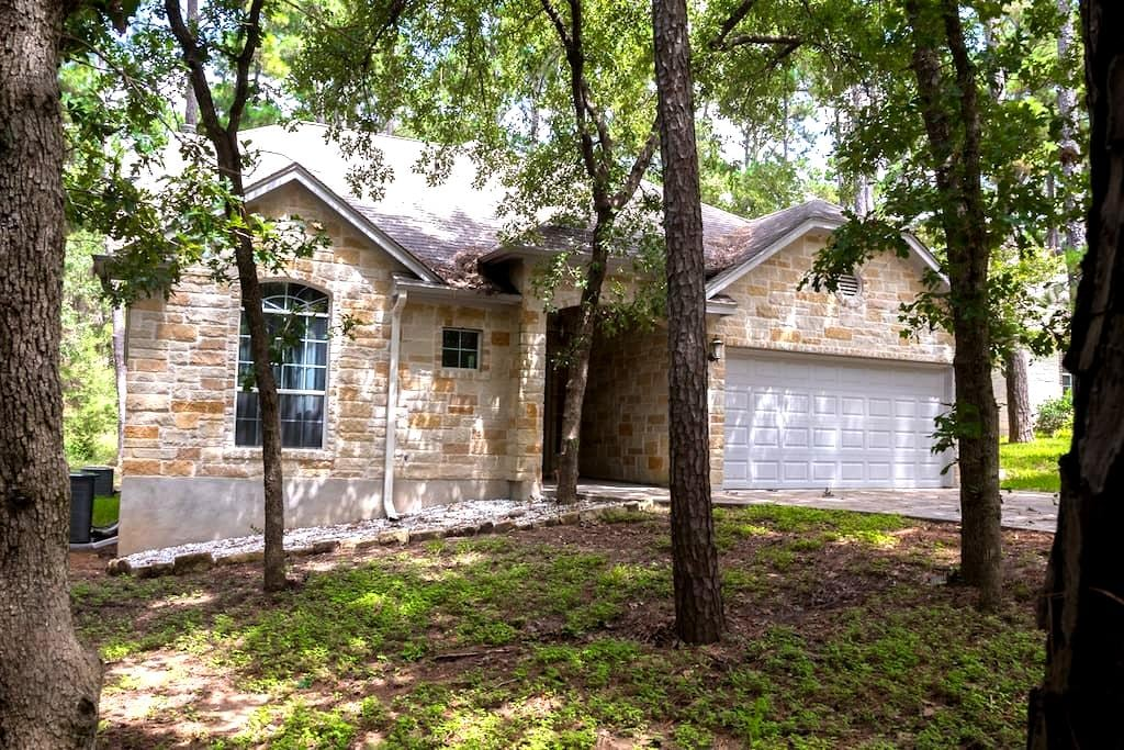 Great getaway house in the Lost Pines at Bastrop - Bastrop