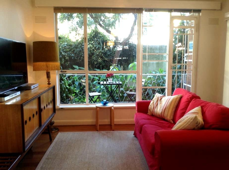 Fab Apartment Amazing Location!WiFi - South Yarra - Apartment