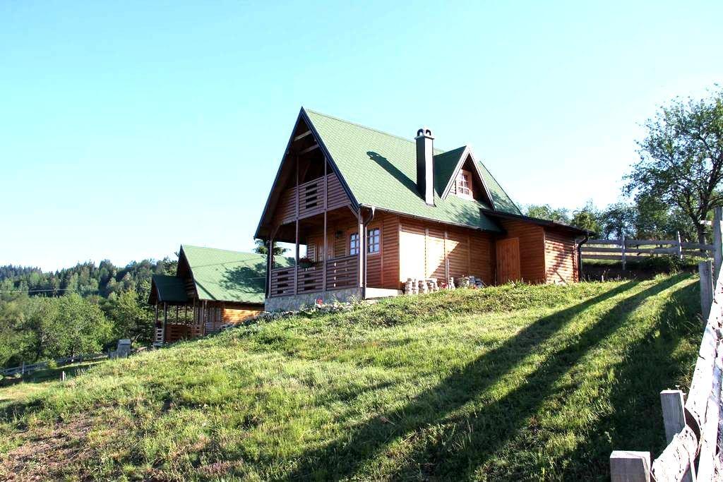 Cozy, incredible,untouch nature - Zaovine - Cabin