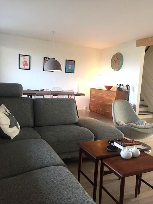 Close to beach, Copenhagen & Airport - Solrød Strand - House
