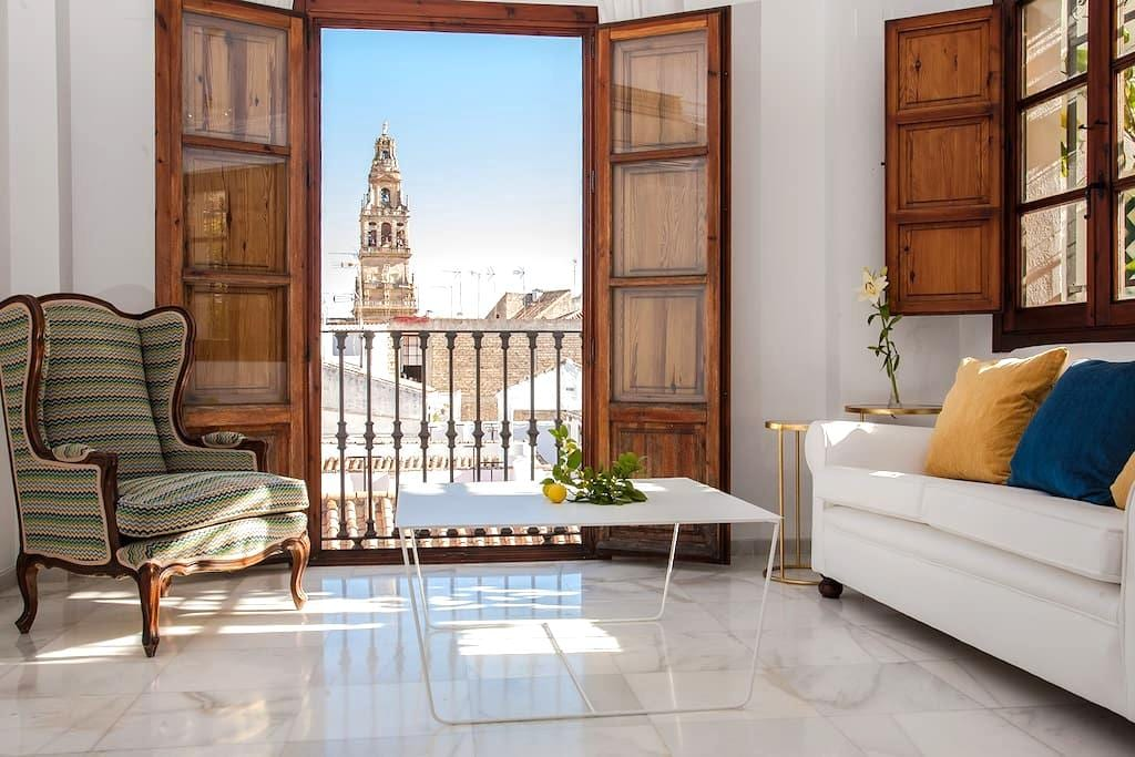 Luxury attic with a view of the Mezquita - Córdoba - Apartment