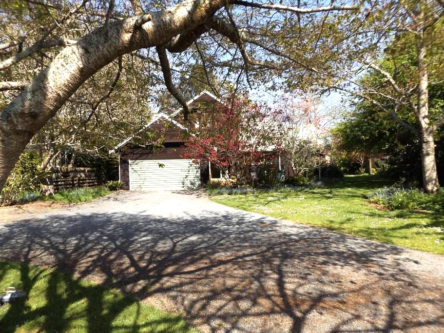 Quiet and peaceful in Pirongia Village - Pirongia