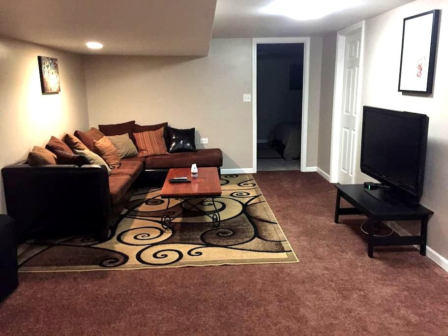 Comfy and Spacious Near Midway Airport - Chicago - Talo