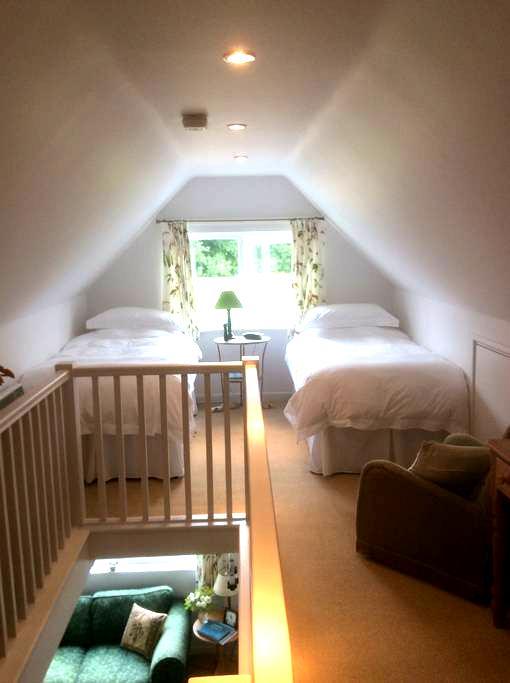 Pretty Dorset Village - Blandford Forum - Bed & Breakfast