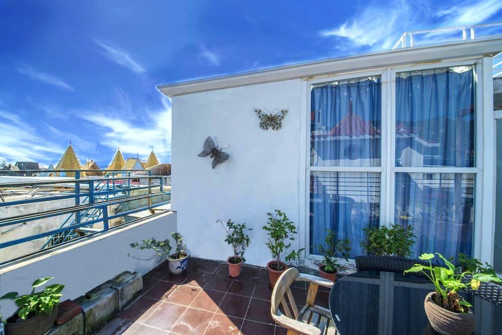 星空海景玻璃大床房-想和你一起去感受 - Xiamen