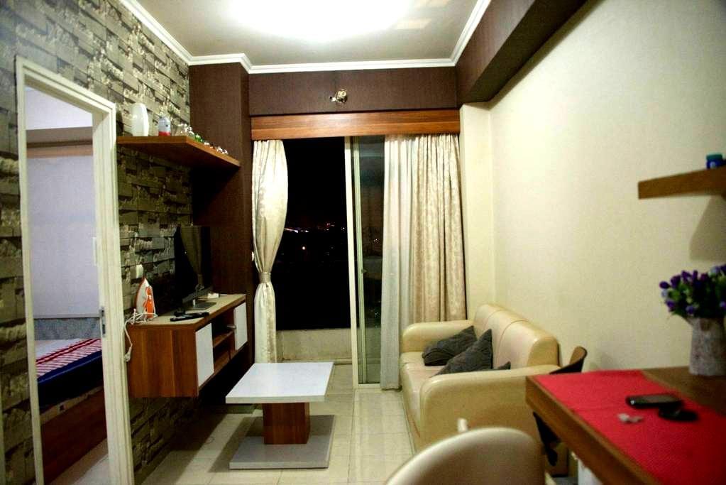 Silkwood Apartment, Alam sutera - Pinang - Daire