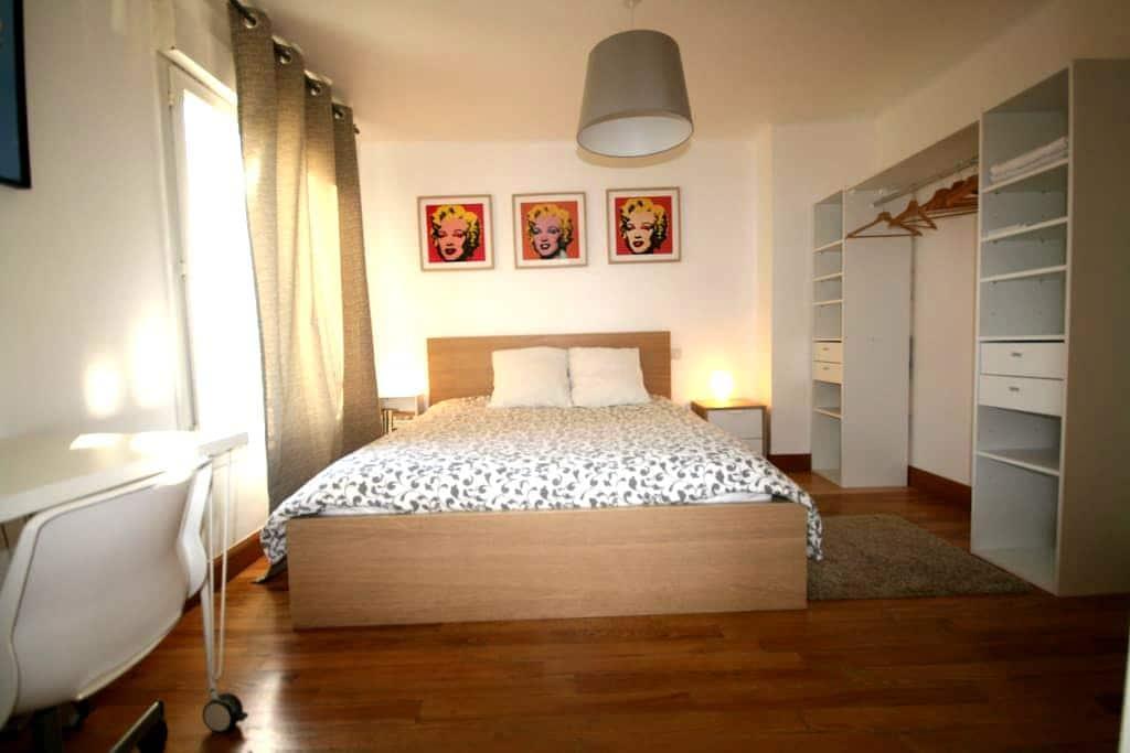 Appartement cosy au centre ville - Brest - Apartment