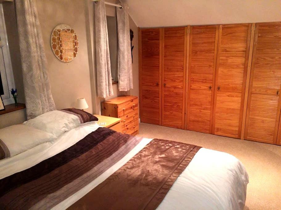 Beautiful Ensuite Large Double Room - Biggin Hill - Casa