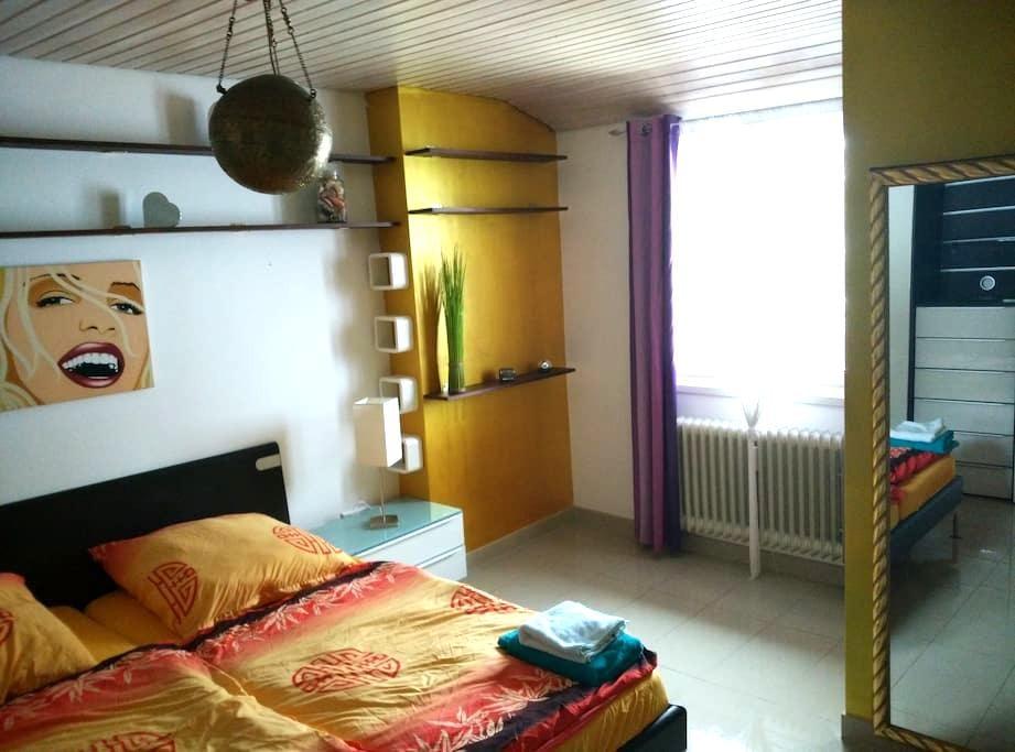Superior Apartment m. Infrarotsauna - Todtmoos