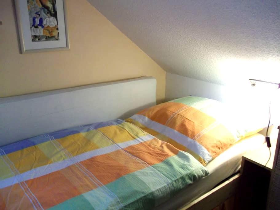 Einbettzimmer im OG mit zusätzlichem Schlafsofa - Schwarzenbruck - Huis