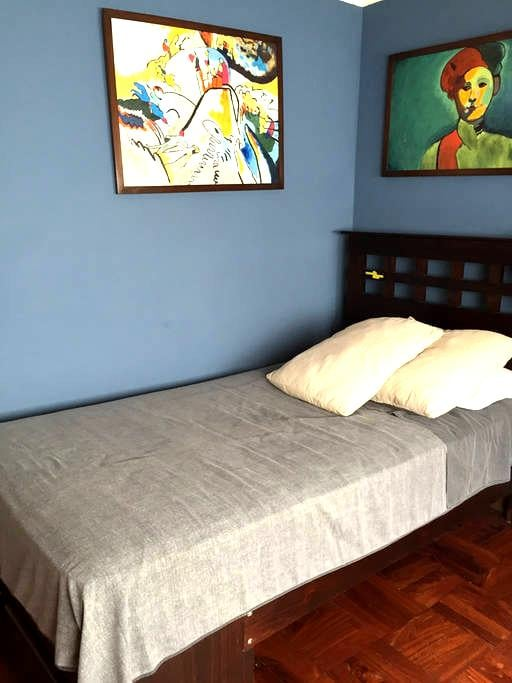Mamamas 1 BD  Close to Miraflores - Lima - Haus