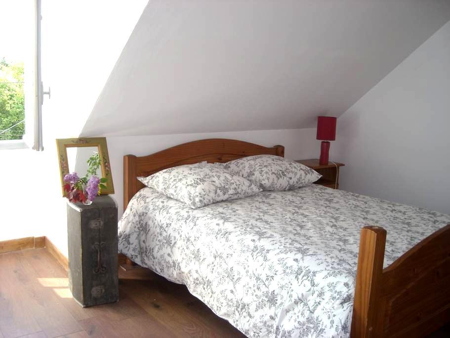 Chambres d'hôtes châteaux Loire - Savonnières - Bed & Breakfast