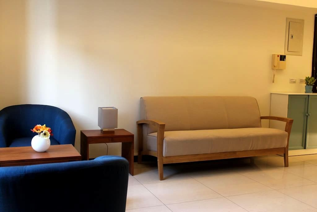 Itrip 5-2/comfy place to stay/close to airport - Linkou District - Apartment