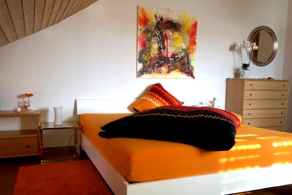 Gemütlich, modern, Nähe St. Gallen - Speicher - House