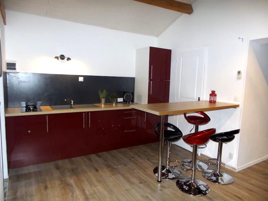 logement neuf dans le médoc - Castelnau-de-Médoc - Apartment