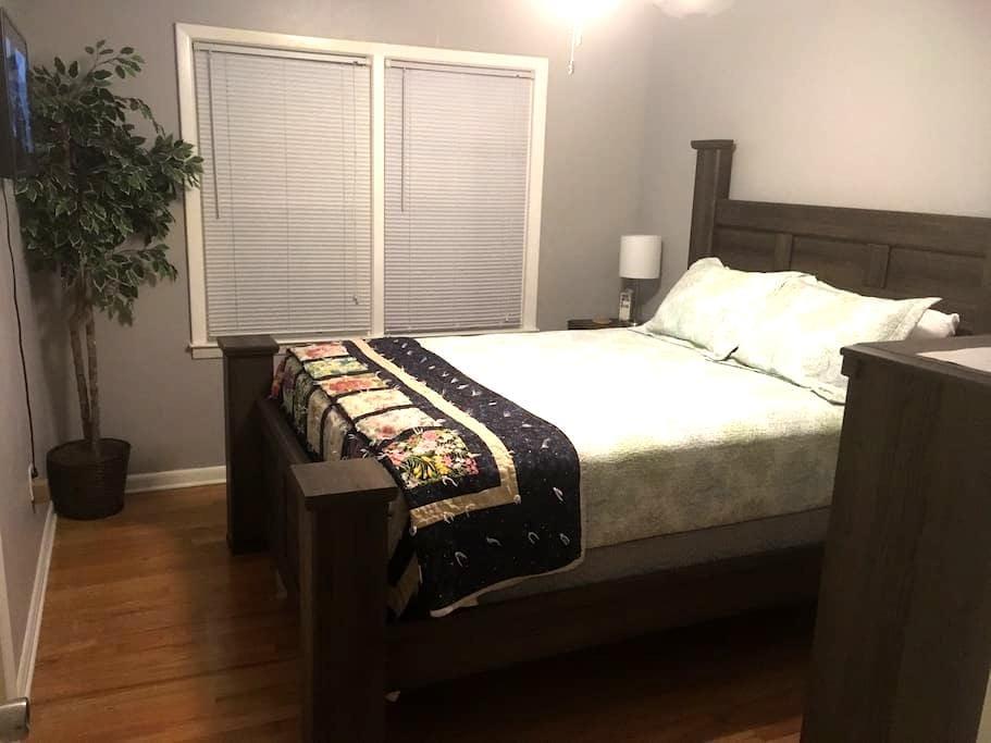 Affordable, Clean, Convenient RM2 - 24hr Check-In - Augusta - Rumah