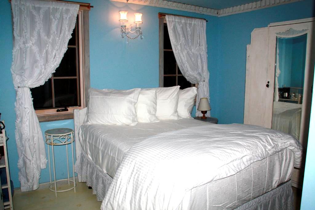 Apple Cottage: Baldwin  Suite - Sheffield - Casa