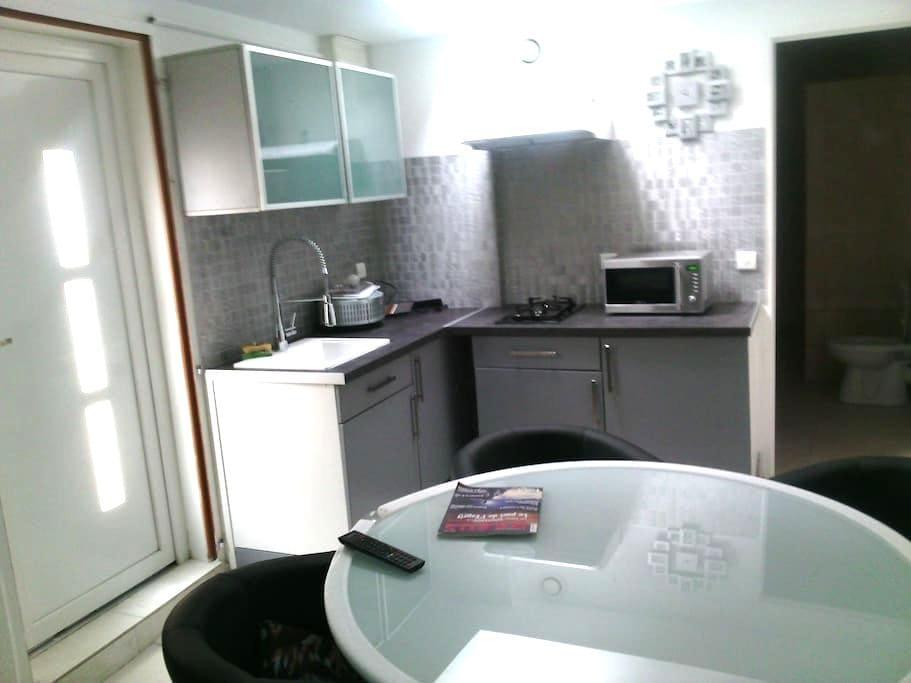 Studio à 5' CONGREXPO, CHU, CAMPUS - Dijon - Casa