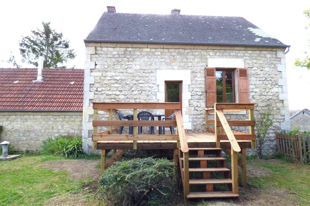 Le Clos du Val - Chivres-Val - House