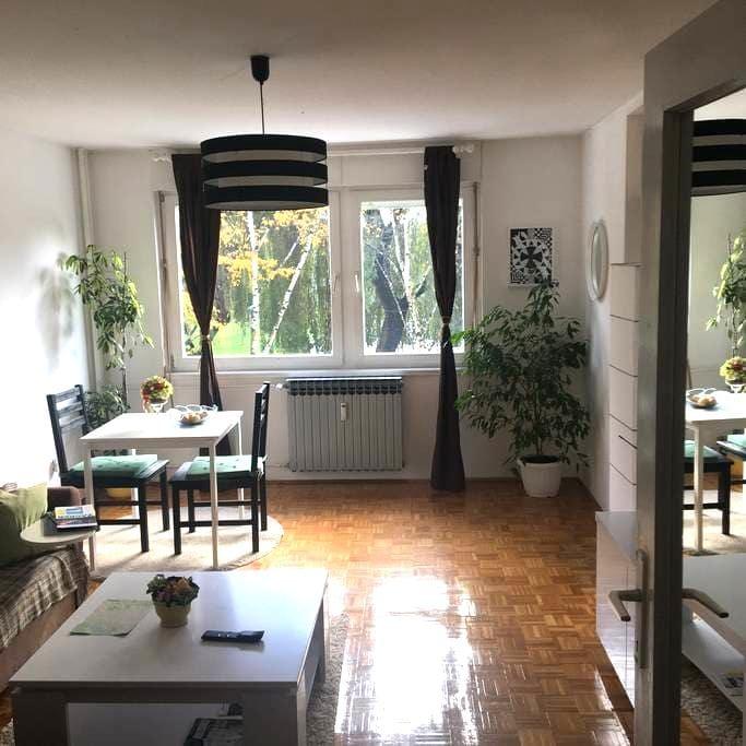 JARUN, CLEAN COMFORTABLE 2 BEDROOM FLAT  (85m2), - Zagreb - Appartement