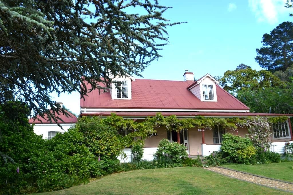 Beautiful Heritage Listed Home - Bushy Park - House