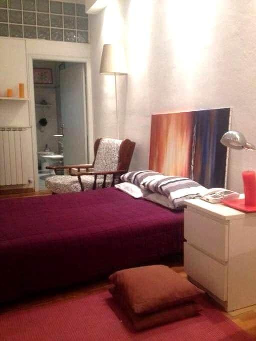 Accogliente stanza a Civitanova  - Civitanova Marche - บ้าน