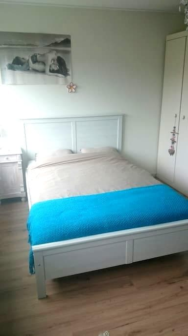 2 to 4 persons bedroom close to forest and beach - Bergen - Dům