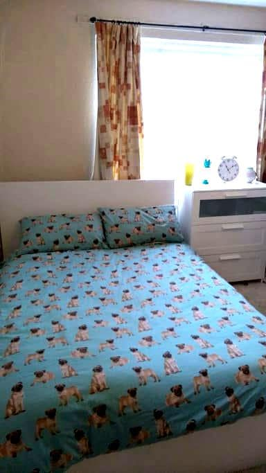 Double Room with free parking Incl breakfast - Birmingham - Daire