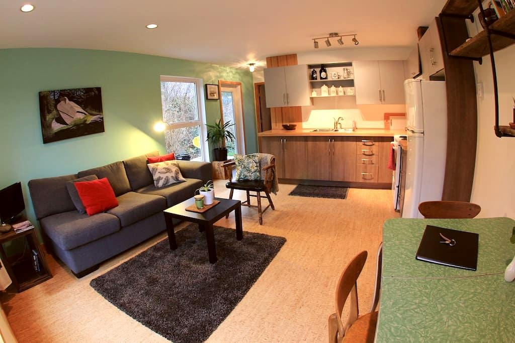 Cozy & Modern 1bd Close to Town - Tofino - Flat