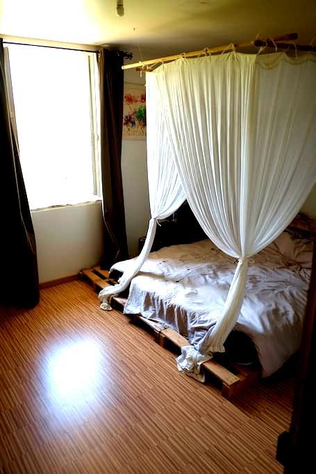 Chambre Cocoon 20 m2, Angoulême - Saint-Amant-de-Bonnieure - บ้าน