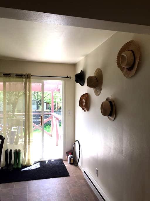 Room in Clean House close to campus - Corvallis - Σπίτι