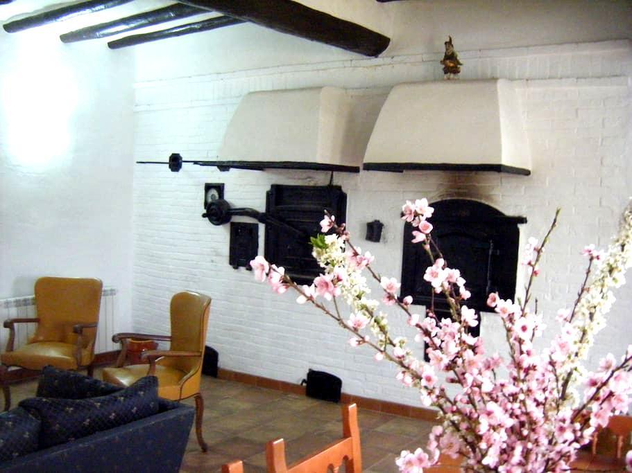 Relajate en el Molino de Foz - Foz Calanda - House