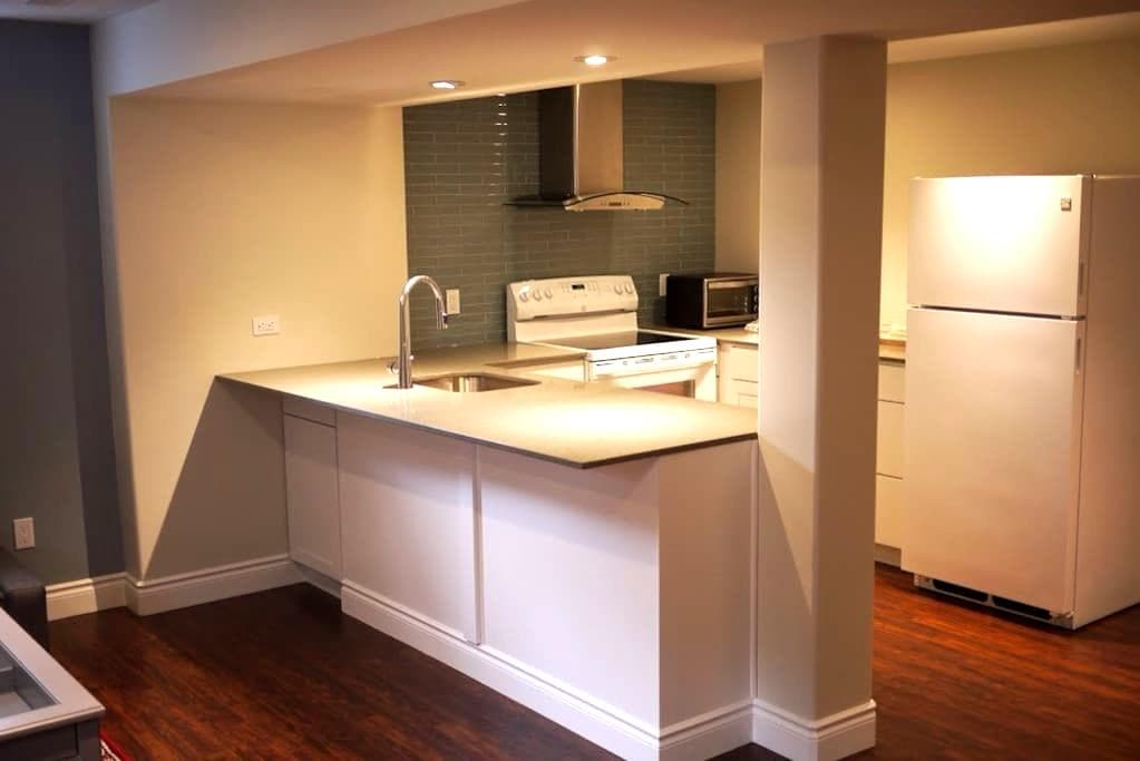 Luxury apartment on secluded street - Kitchener