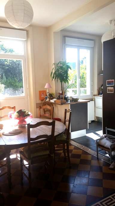 Ch & Petit Déjeuner & Dîner fait maison (près UCO) - Guingamp - Rumah