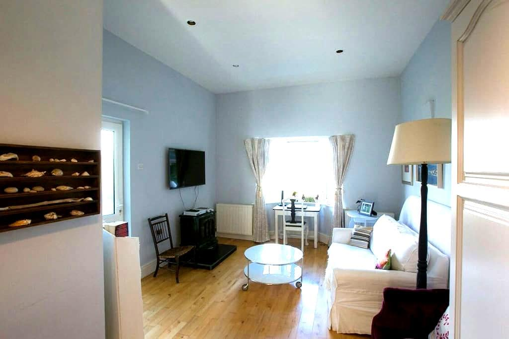 Seaview apartment in Dalkey - Dalkey - Hus