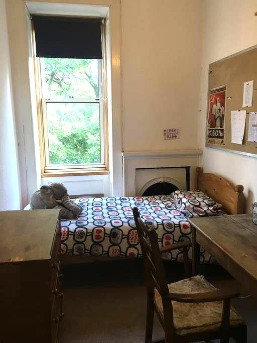 Quirky single room very central - Edinburgh - Flat