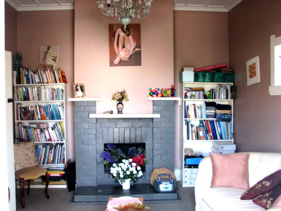 Ponsonby Cottage - PonsonbyAuckland - Villa