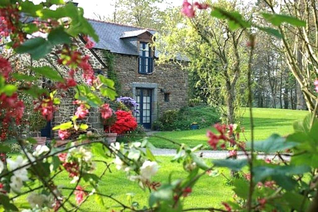 bnb de charme authentique - Dinan - Saint-Pierre-de-Plesguen