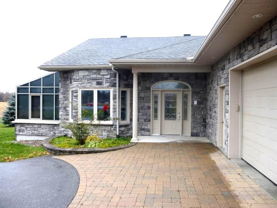 Where Country Meets the City - Ottawa - Bungalow