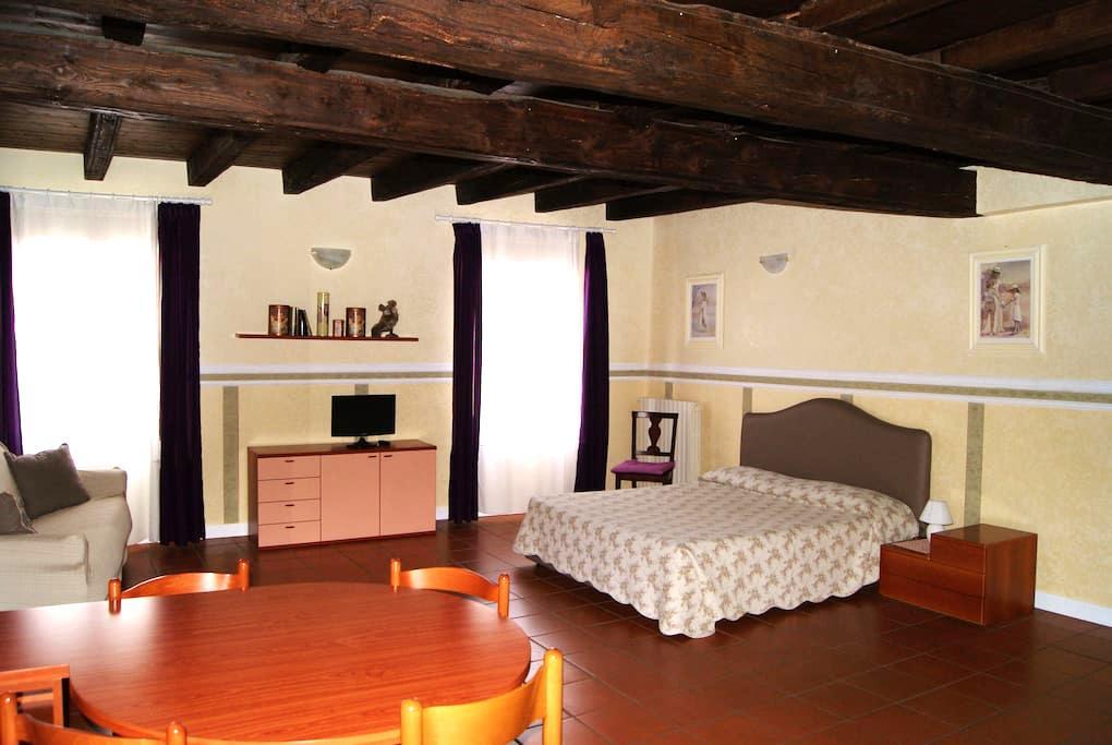 Intero Appartamento Centro Storico - Pinerolo - อพาร์ทเมนท์