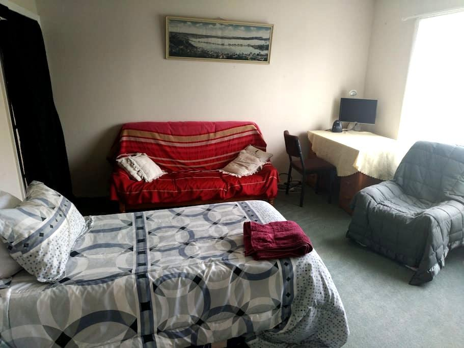 Large Private Cosy Room Available - Otorohanga - 獨棟