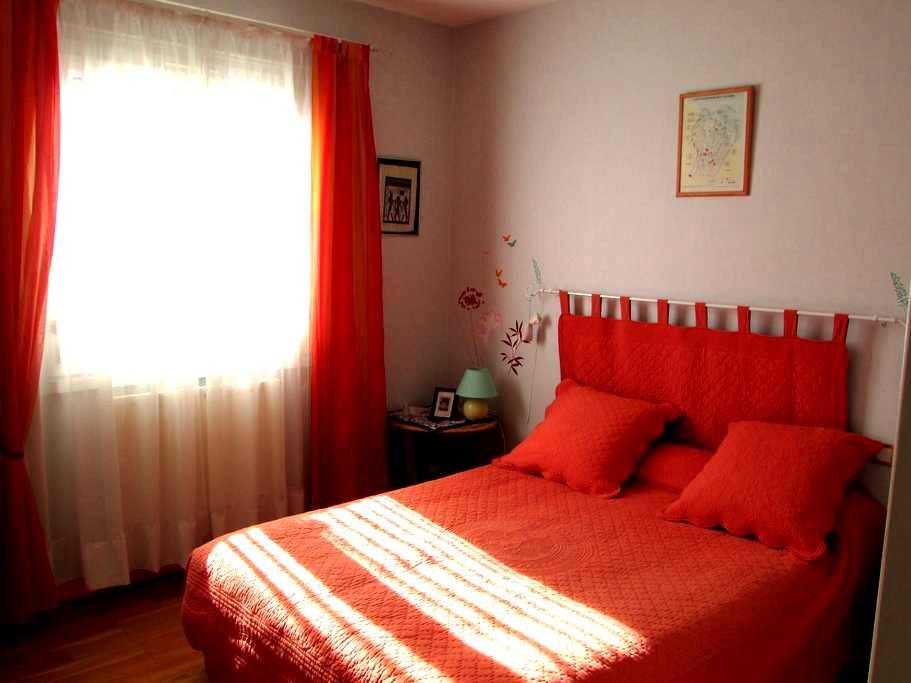 loue chambre avec salle d'eau - Mouthiers-sur-Boëme