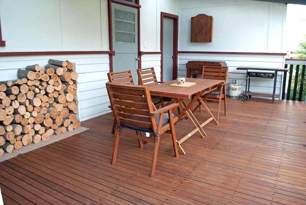 JJ's Omeo Accommodation Cottage - Omeo - Departamento