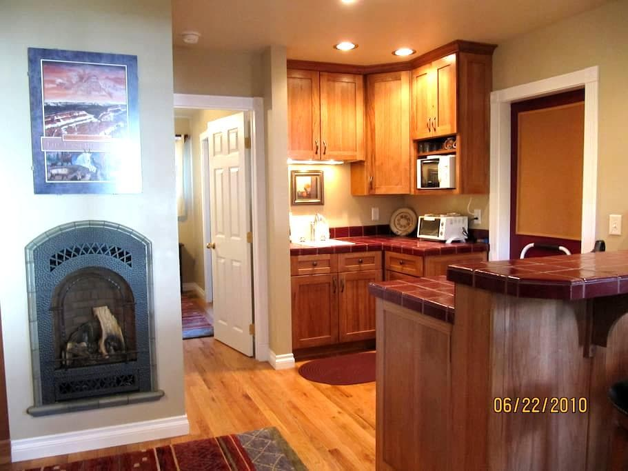 Beautiful, private, ideal location. - Missoula - Byt
