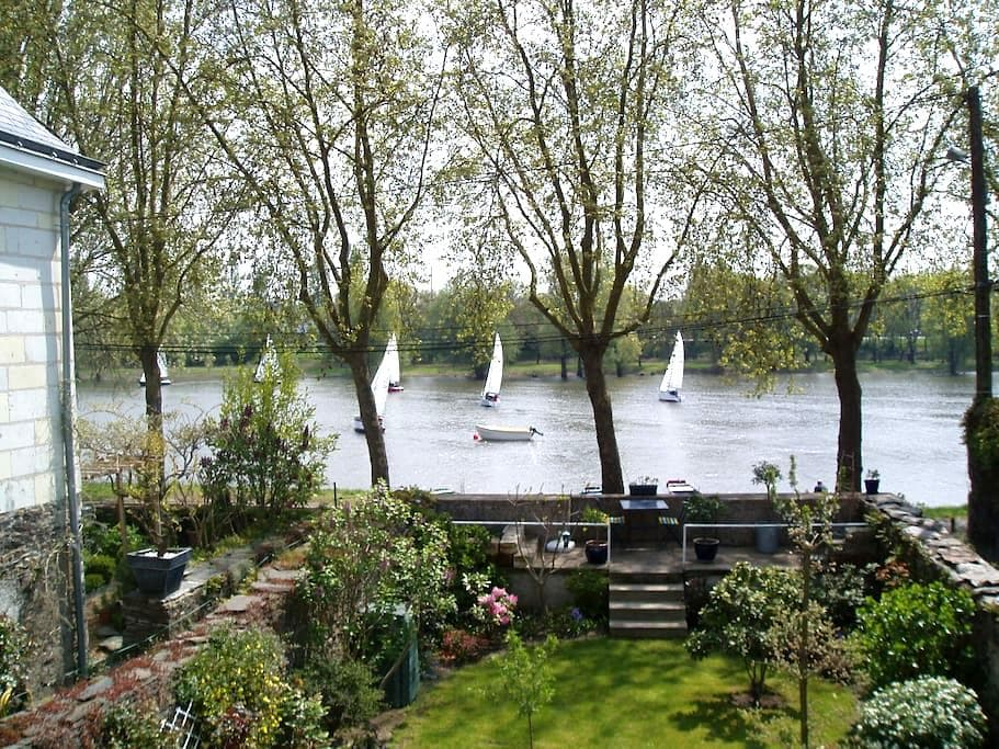 Bord de rivière et proche centre - Angers - Casa