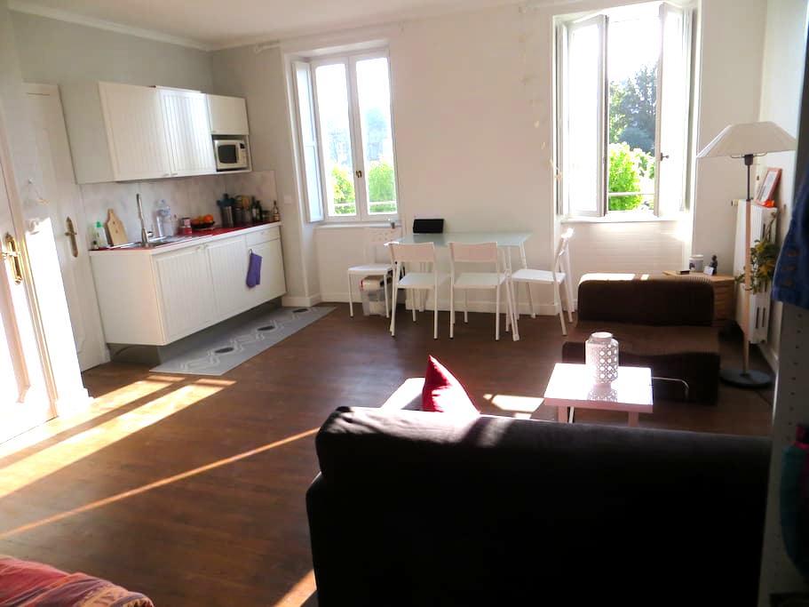 Appartement lumineux centre ville - Dinan - Квартира